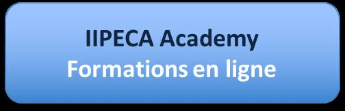 IIPECA academy formations webinaire e-learning
