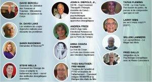 Congrès Healing-Highrise, Premier congrès de Psychologie énergétique en francophonie